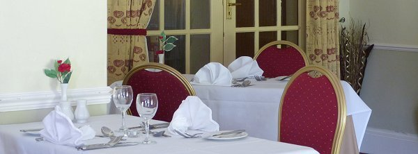 Creebridge House Hotel Restaurant