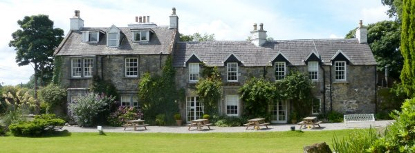 Creebridge House hotel, Newton Stewart, southwest Scotland